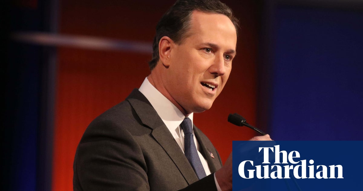 Rick Santorum claims he was 'savaged for telling truth' after CNN firing