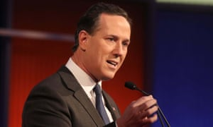 Rick Santorum withdraws from the race in favour of Marco Rubio: 'The best way that I can do what I set out to do ... [is] by not continuing our campaign.'