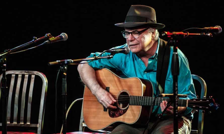 David Olney performing in 2015.