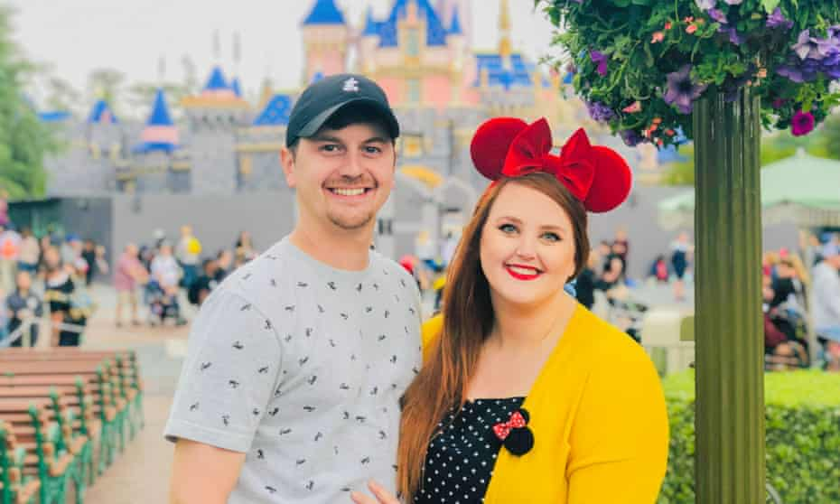 'I don't ever want to lose our sense of magic': bloggers Britt and Jared who post at @Disney_atheart