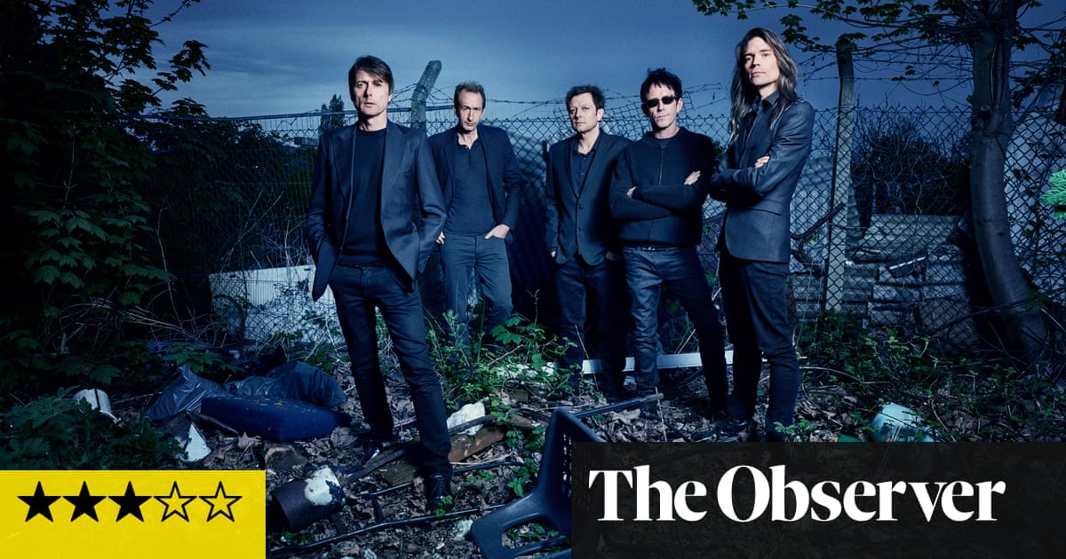 Suede: The Blue Hour review – the seamier side of Somerset | Music | The Guardian