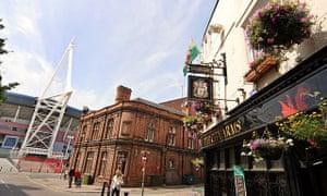 Quay Street, Cardiff