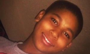 Cleveland police officer Timothy Loehmann fatally shot Tamir Rice, who was black, on 22 November 2014.