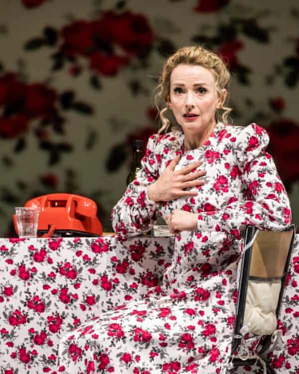 Fretful ... Sarah Tynan as Eurydice.