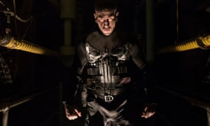 Marvel's The Punisher, breakout star of Daredevil's second run.
