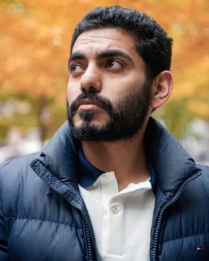 Omar Abdulaziz.