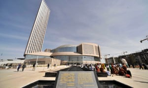 Obama is due to address the African Union in Addis Ababa.