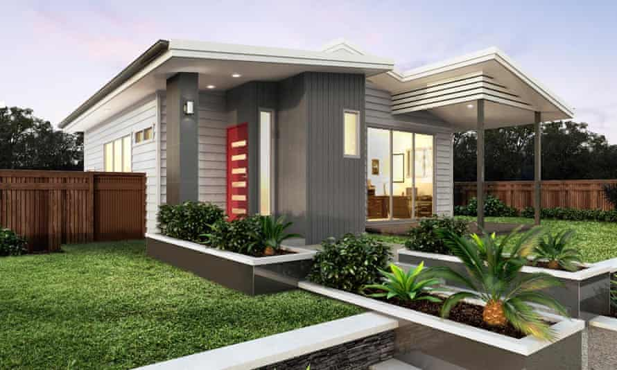 L J Hooker says its Smarter Small Home is ideal for filling in city space.