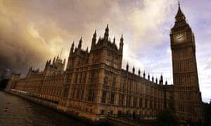 The Houses of Parliament in Westminster. Some MPs want to increase staffing budgets.