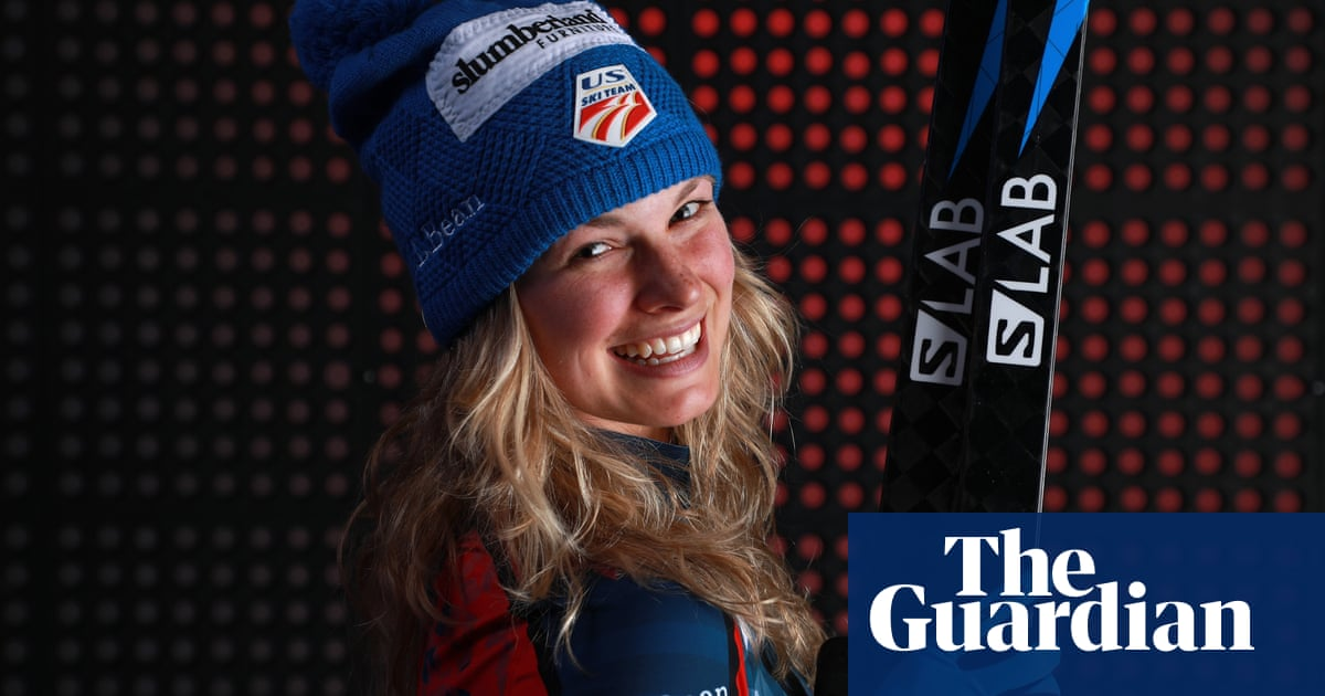 83111ad34ba39 Glitter and grit: Jessie Diggins is one of America's best hopes for Olympic  gold
