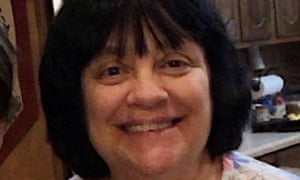 Rose Harrison, a 60-year-old carer in an Alabama nursing home, who died of Covid-19.