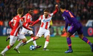 Milan Pavkov scores a spectacular second goal