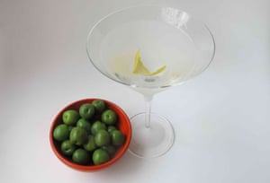How to make the perfect martini | Life and style | The Guardian