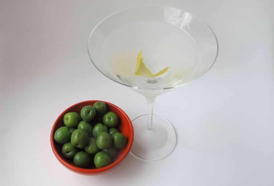 Bianco cocktail wodka martini Vodka Martini