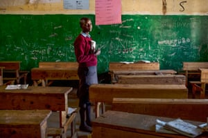 Anita, 15, forced into child marriage in Kenya