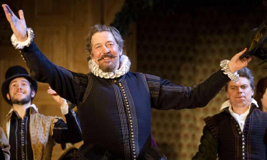 Killjoy … Malvolio, as played by Stephen Fry.