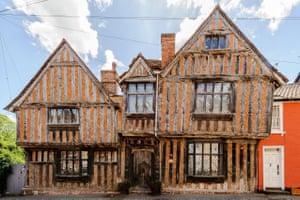 Fantasy Film TV: Lavenham, Suffolk