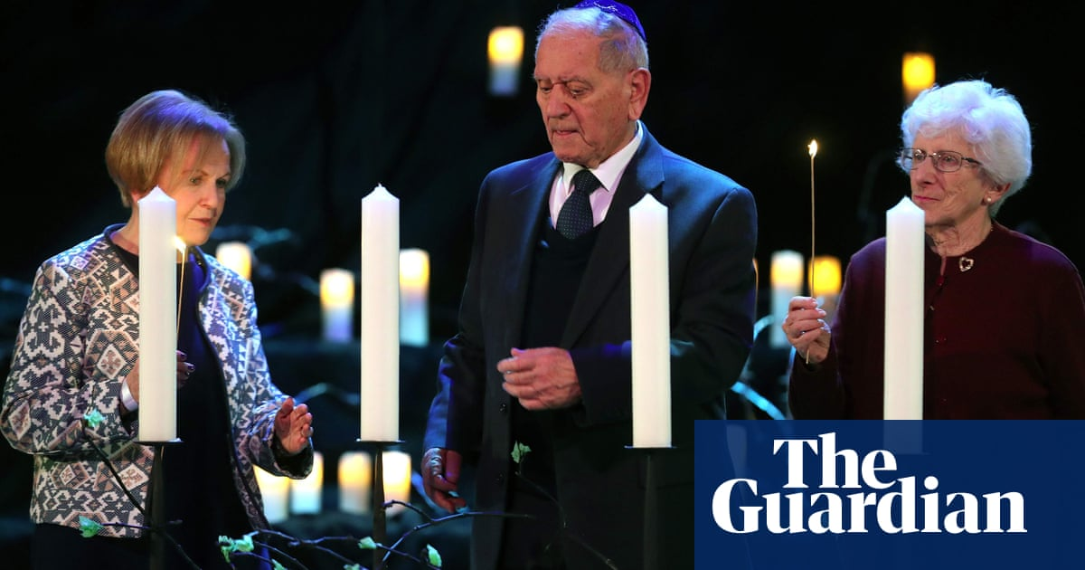'Never forget': survivors of Holocaust mark 75th Auschwitz anniversary