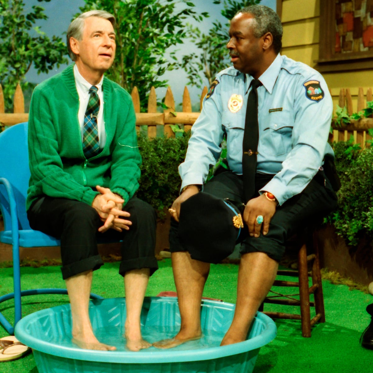 Mister Rogers The Quiet Revolutionary Of Children S Tv Film The Guardian