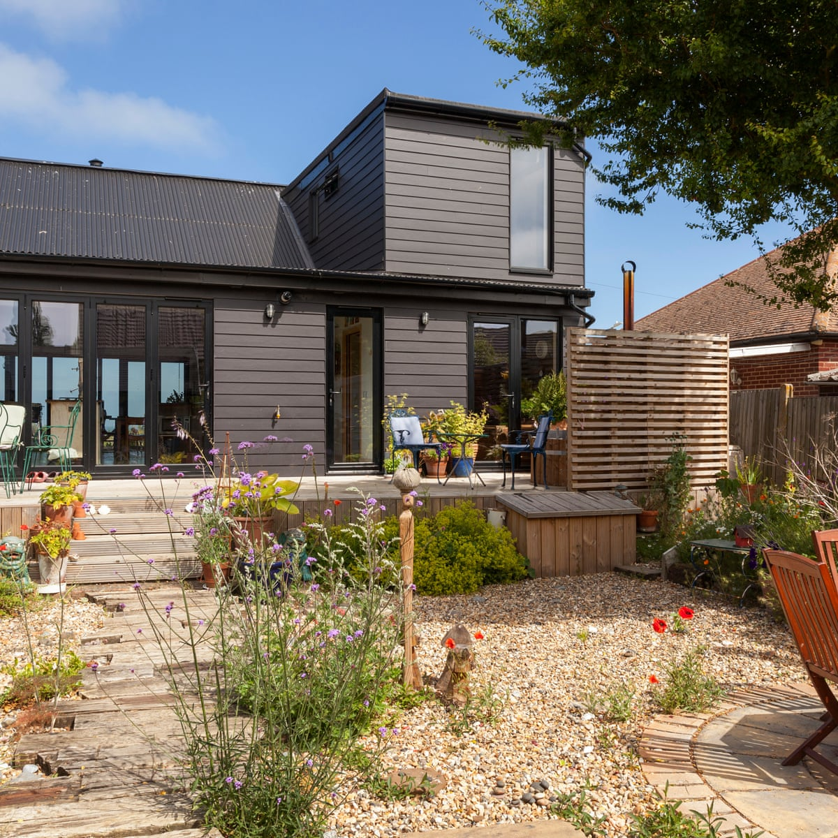 An Artist S Home By The Sea Interiors The Guardian