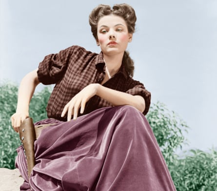 Gene Tierney as real-life gunslinger Belle Starr in the eponymous 1941 movie.