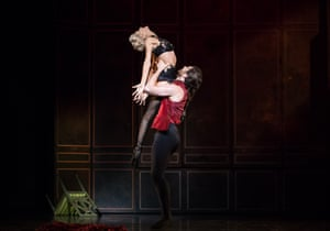 Liam Scarlet and Queensland Ballet's production of Dangerous Liaisons at The Playhouse, QPAC, Brisbane.