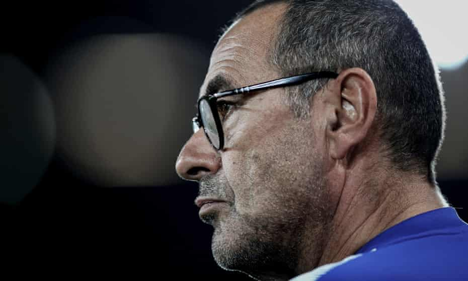 Maurizio Sarri 'makes his players believe they can achieve anything', according to Daniele Croce.