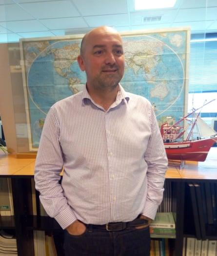 Dr. Joaquin Trinanes