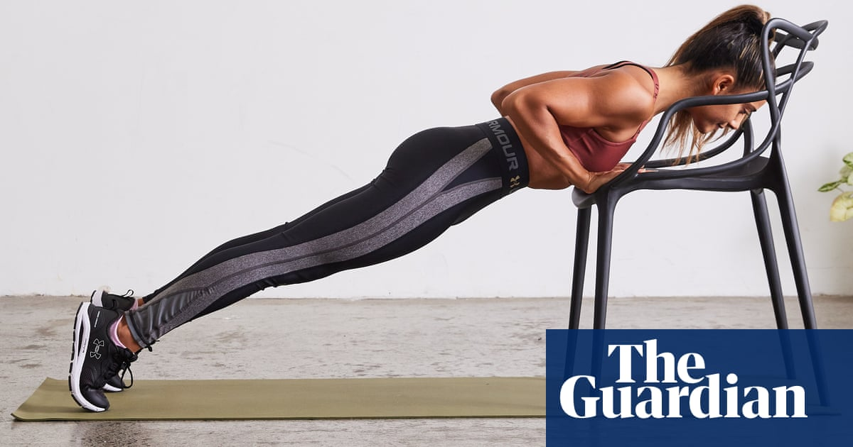 Move of the week: how to improve your arms