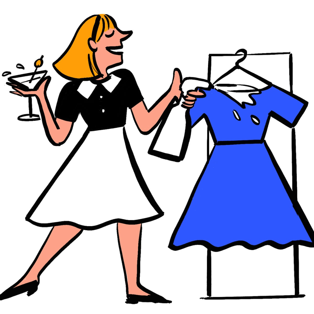 Slow Fashion How To Keep Your Favourite Clothes For Ever From Laundering To Moth Proofing Fashion The Guardian