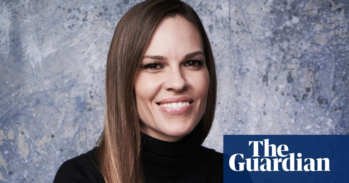 Hilary Swank on grit, love, trans rights – and her three-year screen break