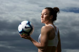 England's Lucy Bronze is widely regarded as the world's best right-back.
