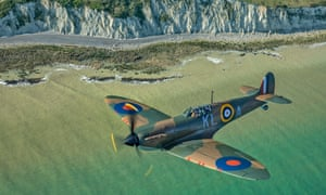 Spitfire review – stirring salute to the plane that ruled