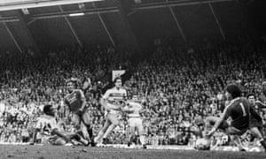 Golden Goal: John Barnes for Liverpool v QPR (1987