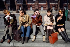 New York, 1967 From the series Dr. Blankman's New York