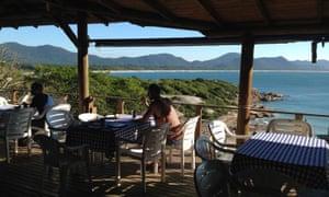 Barra Beach Club Oceanfront Hostel, Florianopolis