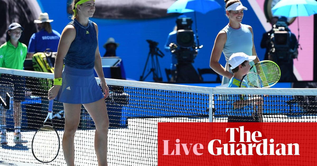 Australian Open 2021 day 11 semi-finals: Naomi Osaka v Serena Williams – live! – The Guardian