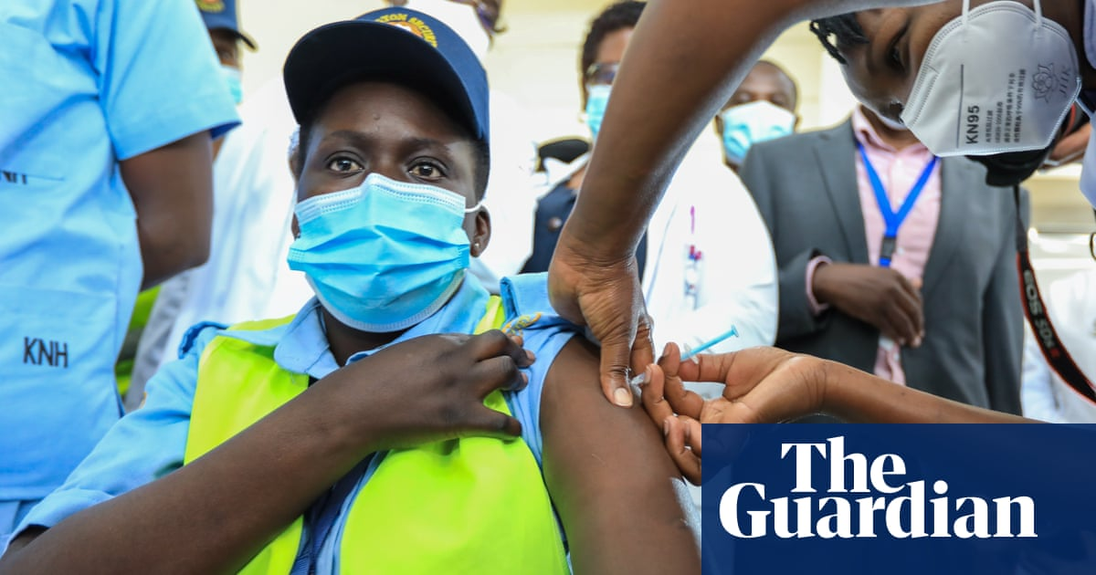 The great global vaccine divide – podcast