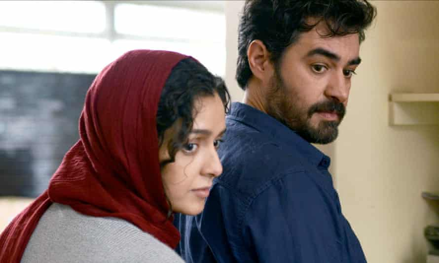 Taraneh Alidoosti and Shahab Hosseini in The Salesman.