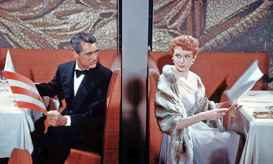 Cary Grant and Deborah Kerr in An Affair to Remember.