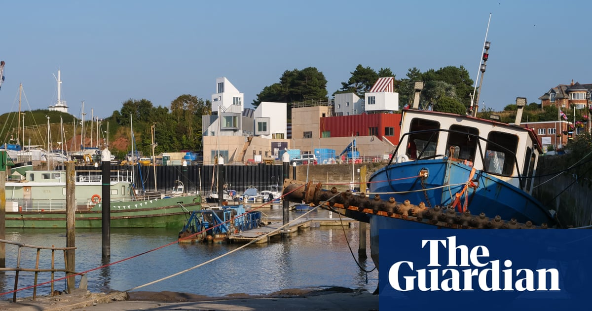'It began with cider': how a group of young parents transformed a Somerset harbour