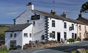 The Moorcock Inn, Cumbria.