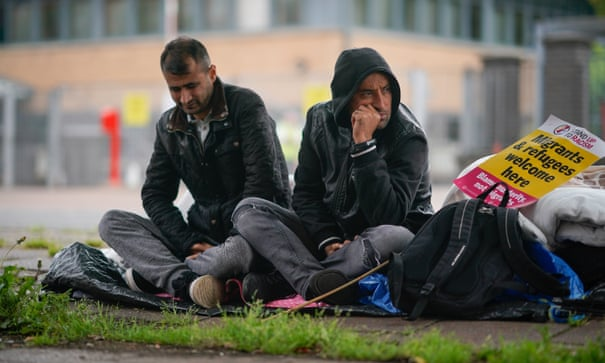 Court rules locking out Glasgow refugees from their homes