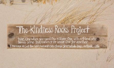 Megan Murphy's Kindness Project.