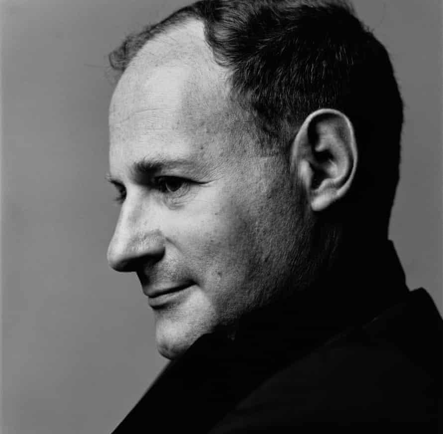 Portrait of Irving Penn by Bert Stern
