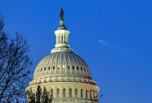 The US Capitol building will see heightened health and security measures in place.