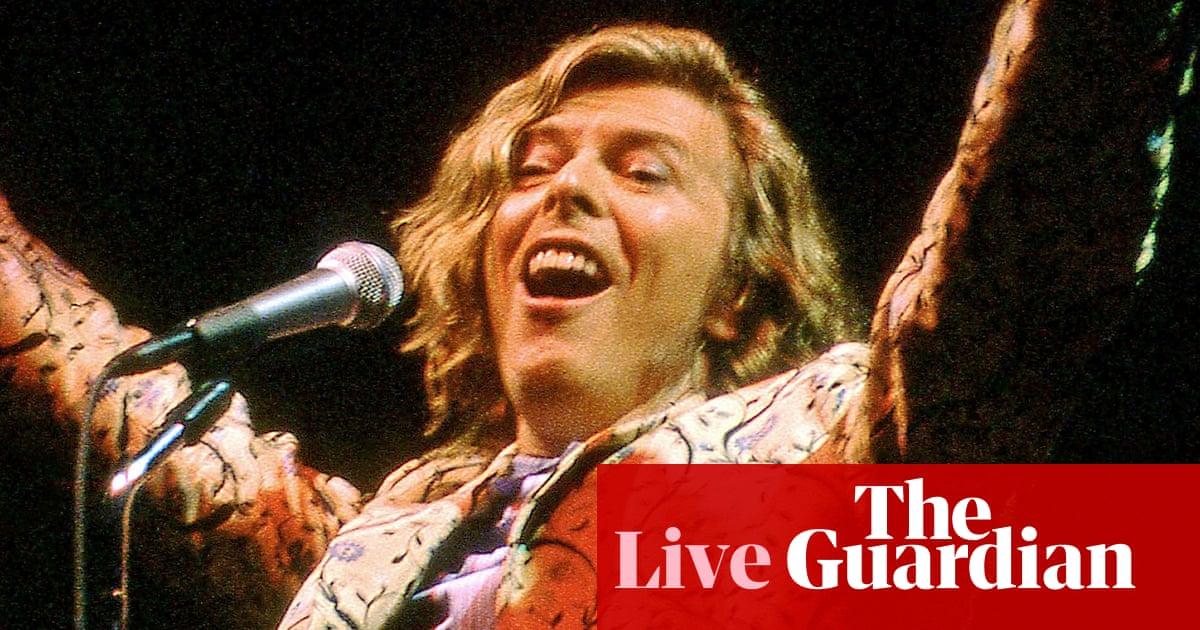 David Bowies classic Glastonbury 2000 set –as it happened (20 years ago)