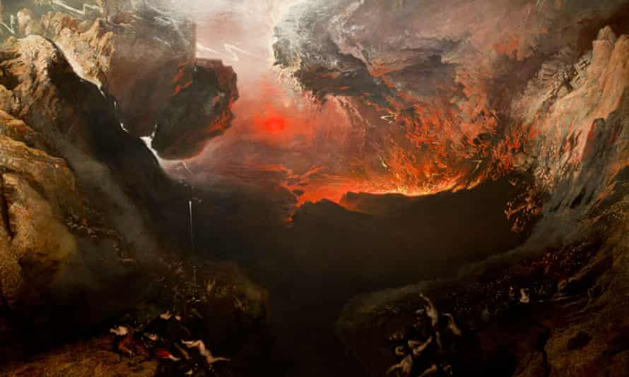 The Great Day of His Wrath, by John Martin.