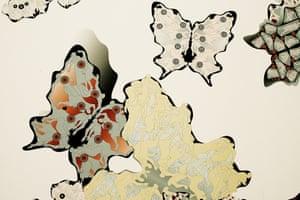 Parastou Forouhar's artwork.