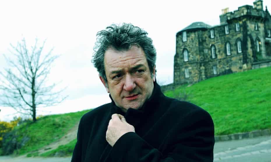 Ken Stott as Rebus in the ITV adaptation of Ian Rankin's detective series.